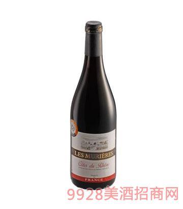 罗纳谷窖藏红葡萄酒