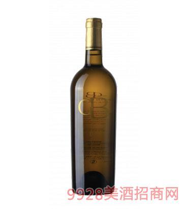 法国波尔多干白葡萄酒