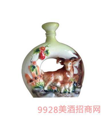 十二生肖酒(羊)