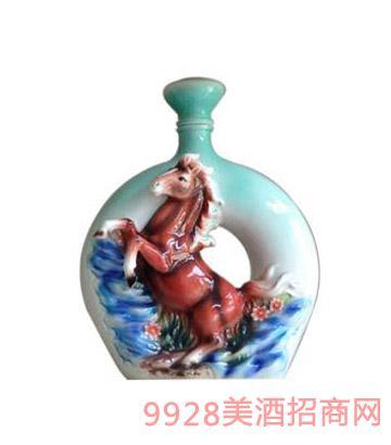 十二生肖酒(马)