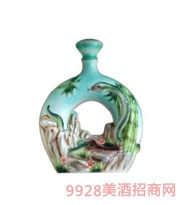 十二生肖酒(蛇)
