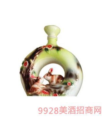 十二生肖酒(兔)