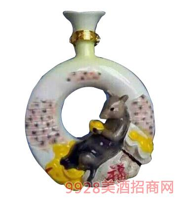 生肖原浆酒鼠