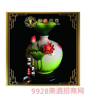 醉香粮尊10斤莲花坛酒