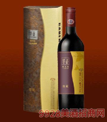 茅台橡木桶窖藏葡萄酒