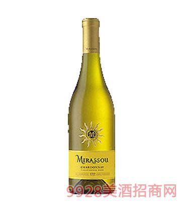 美诺颂霞多丽白葡萄酒