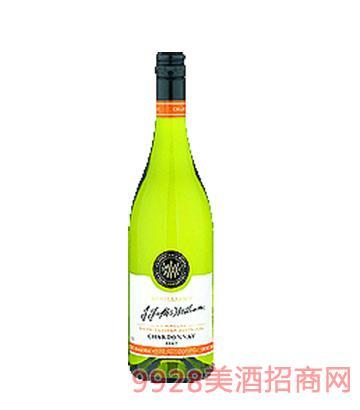 麦威廉捷捷霞多丽白葡萄酒