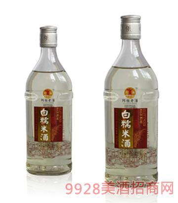 白糯米酒光瓶