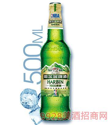 哈尔滨啤酒1900原酿