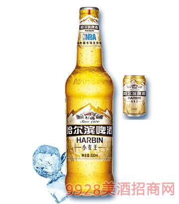 哈尔滨啤酒小麦王
