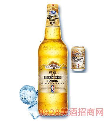 哈尔滨啤酒小麦王精酿