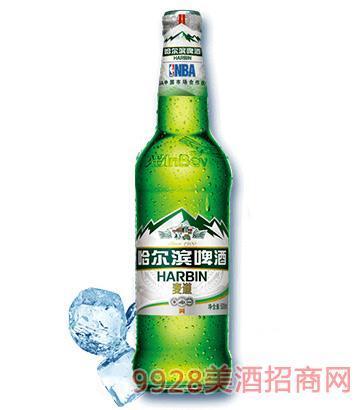 哈尔滨啤酒麦道