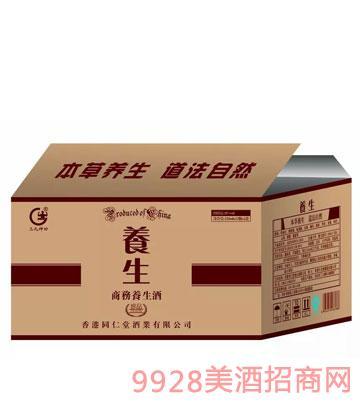 珍品商�震B生酒125mlX12瓶X2盒外箱