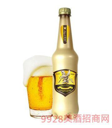 蓝带啤酒战神1851(战士)