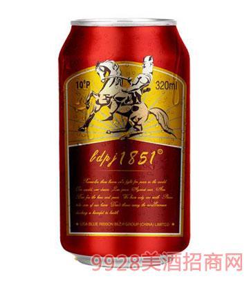 蓝带啤酒战神1851(勇士)