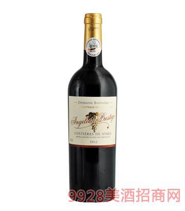 法国安歌娜名望红葡萄酒