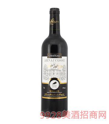 法国乐歌城堡红葡萄酒