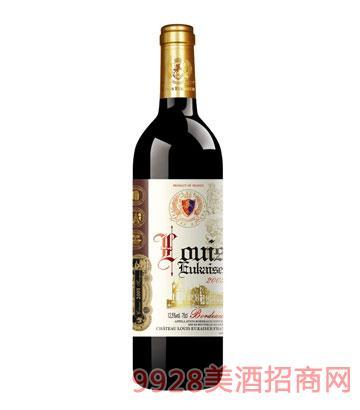 法国路易欧帝2005干红葡萄酒