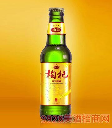 枸杞养生啤酒330ml