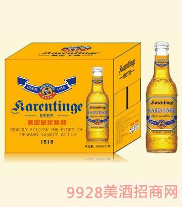 德國精釀啤酒1516瓶500mlx12