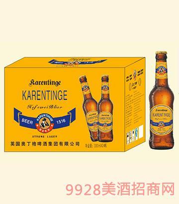 奥丁格啤酒330mlx24