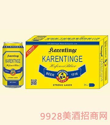奥丁格养生精酿啤酒330mlx24