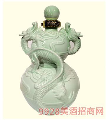 双龙戏珠酒10斤酱香原浆