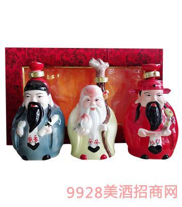 福禄寿星原浆酒3斤