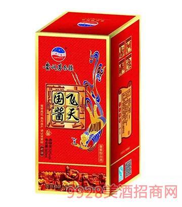 飞天国酱酒53度500ml