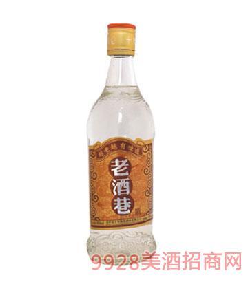 老酒巷老酒450mlx12