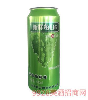 新�r每日G水晶葡萄味500ml
