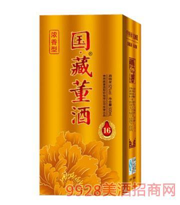 国藏董酒16