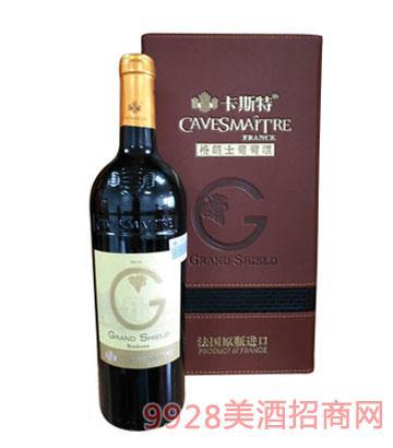 卡斯特格朗士葡萄酒