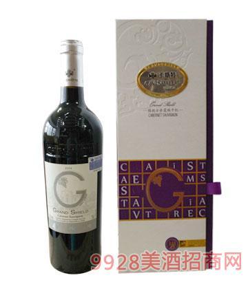 卡斯特格朗士赤霞珠干红葡萄酒