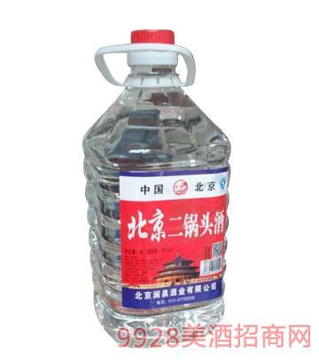 澜泉酒业北京二锅头酒42度4L