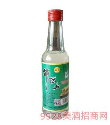 午栏山陈酿白酒250ml42度