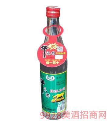 牛陈酿白酒42度100ml
