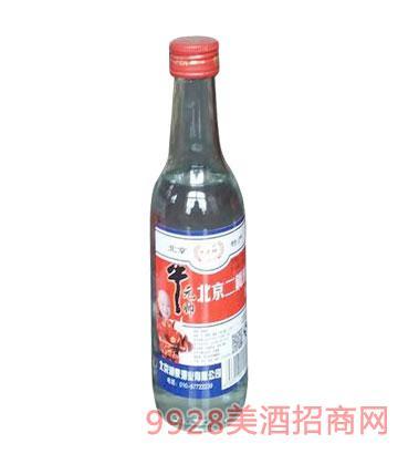 牛北京二锅头酒42度500ml