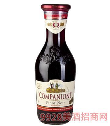 卡帕妮干红葡萄酒12.5度1000ml