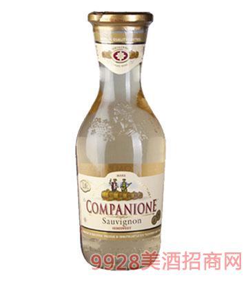 卡帕妮干白葡萄酒11度1000ml