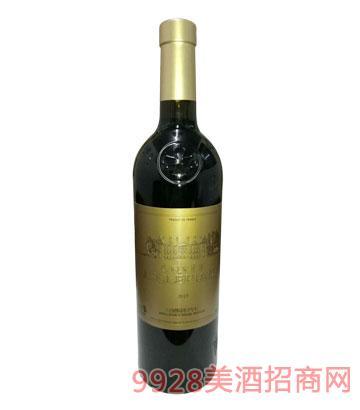 爱之花特酿干红葡萄酒
