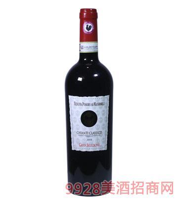 经典奇安蒂葡萄酒