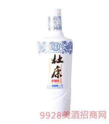 杜康老窖酒青花瓷