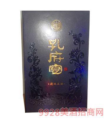 孔府宴酒荷風漢韻盒裝