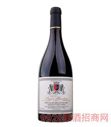 柏斯巴顿爵士葡萄酒
