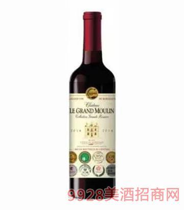 大穆林干红葡萄酒(珍藏)