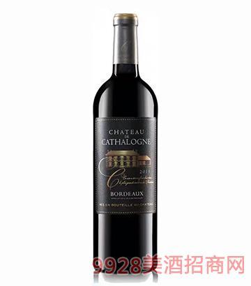 卡特隆城堡干红葡萄酒