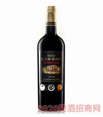 贝思杰庄园干红葡萄酒