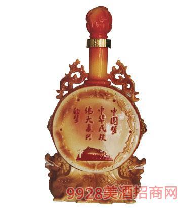 5斤中国梦工艺坛