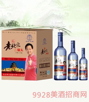 老北京二��^酒42°52°